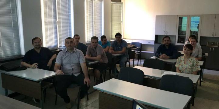 Стартираха обучителните дейности с докторанти, специализанти и млади учени по проекта за подпомагане на тяхното развитие в МУ-Плевен